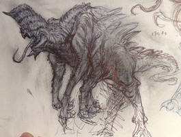 Creature Design 1 by ATouchOfConcept
