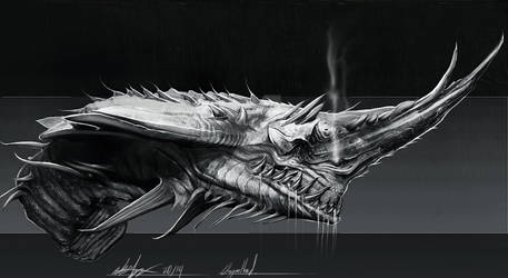 Creature Design 17 by ATouchOfConcept