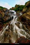 Goat waterfall