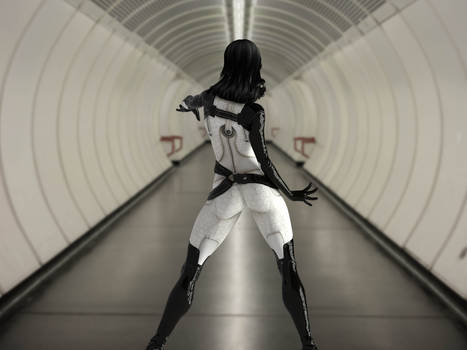 Miranda Lawson - Tunnel2