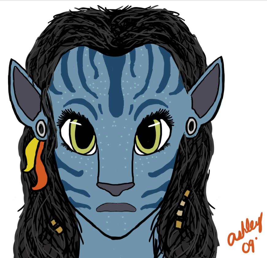 Avatar-Neytiri My Style By SnowPeak On DeviantArt