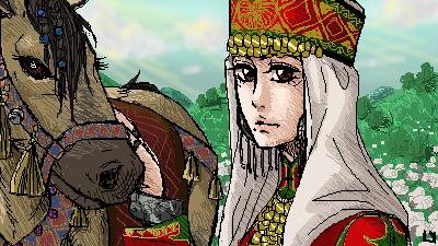 shepherd (oekaki) by lysosoup