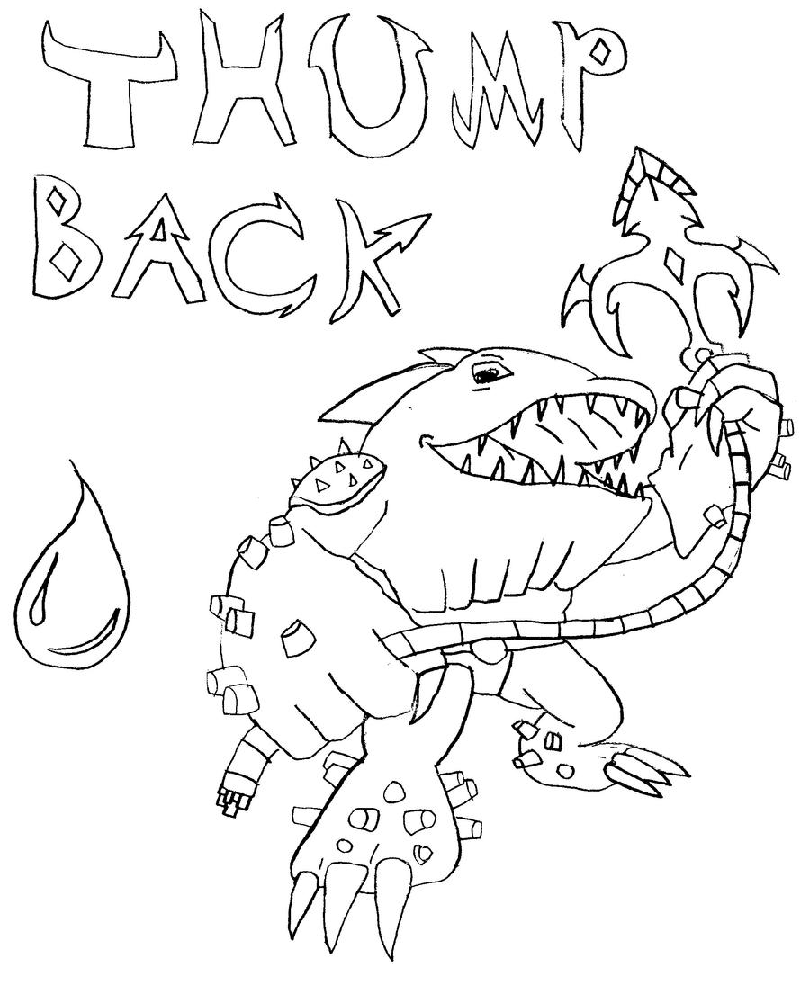shroom boom coloring pages - photo#46