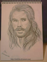 Thor by Janiczka