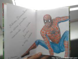 Spiderman by Janiczka