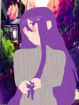 Yuri From Doki Doki Literature Club