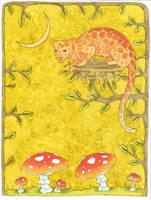 The Jaguar Shaman by amyweber