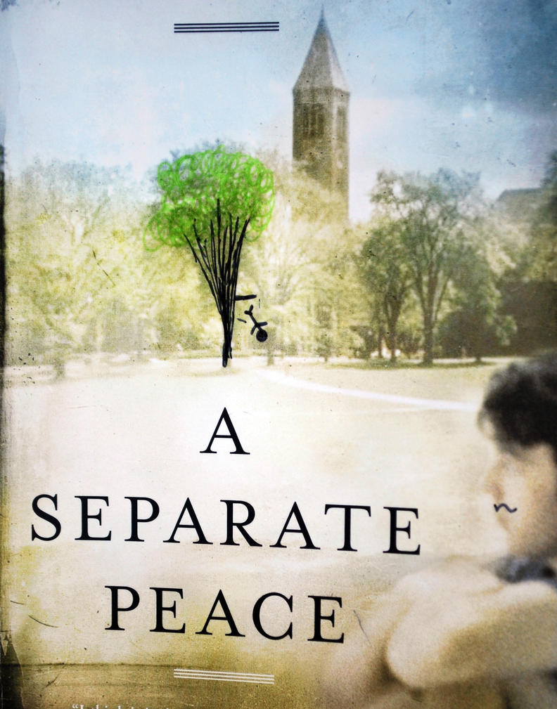 separate peace In this lesson, we will define the term imagery and examine its role in literature then, we will analyze the use of imagery in the novel, ''a.