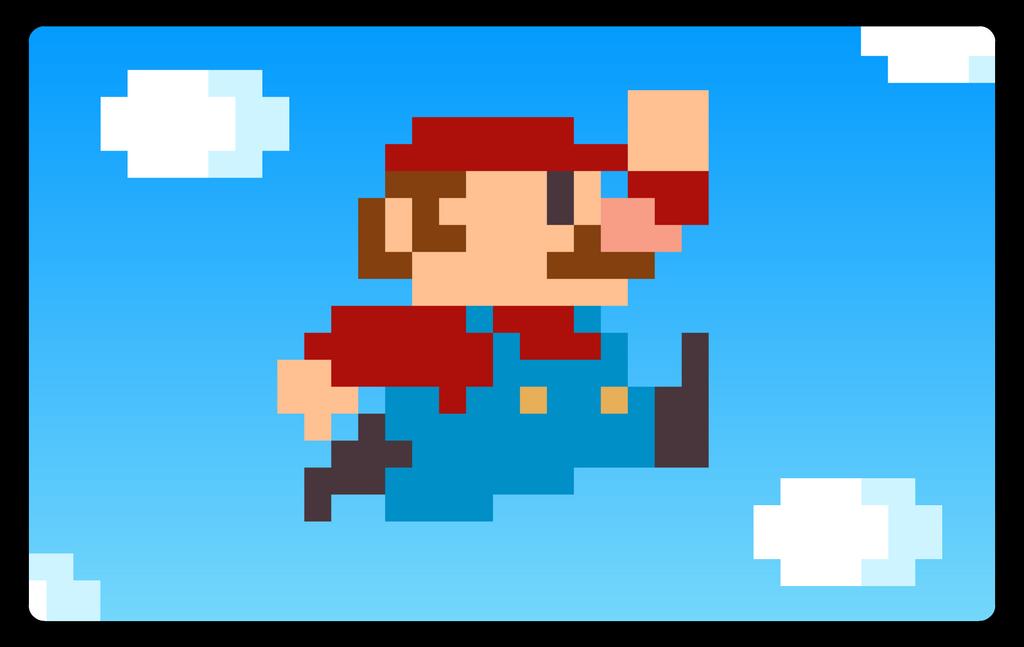 Mario 01 by JeffPerryman
