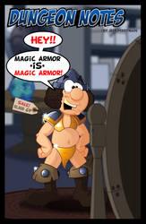 DN Magic Armor