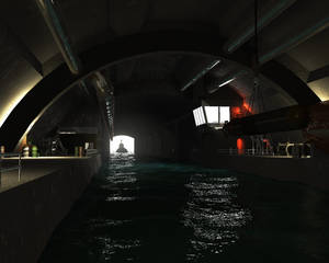 Akula Sub Tunnel