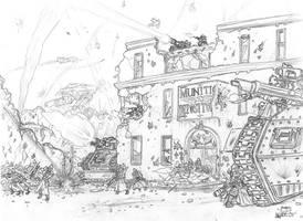 Death Korps Cityfighters by CommissarKinyaf