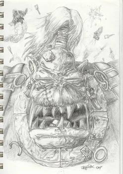Ded 'Ard Ork Boy