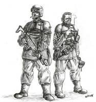 Men of Cadia by CommissarKinyaf