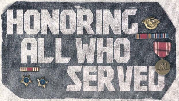 Honoring all who served, vet