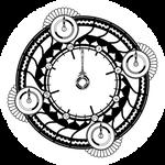 4 Quater clock