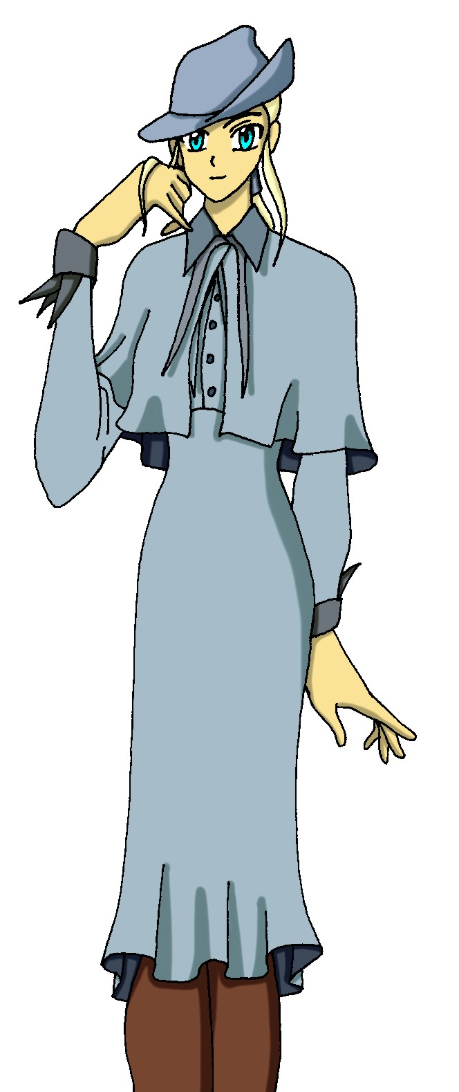 how tall is fleur delcaour