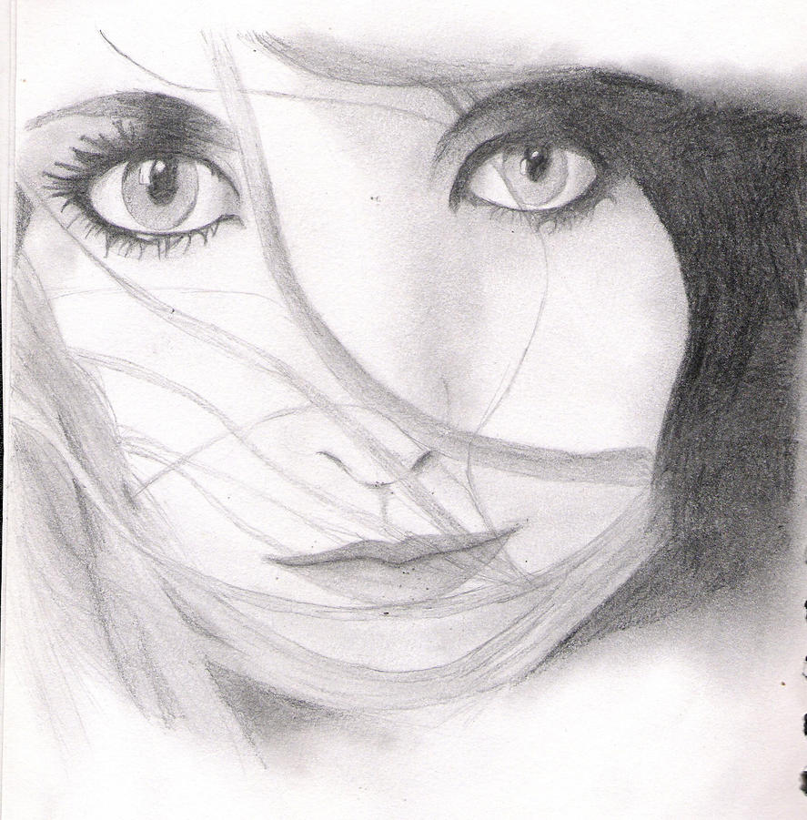 Drawing For Book Cover : Girl book cover drawing by rachhhh on deviantart