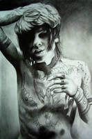 Christopher Drew (nevershoutnever) by Rachhhh566