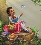 Books n Picnics by Farmvilleguy
