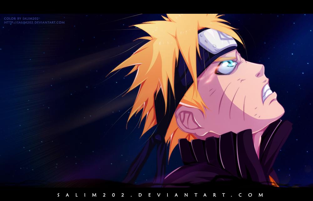 Naruto 655 by salim202