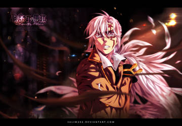 Allen walker - D.Gray-man by salim202