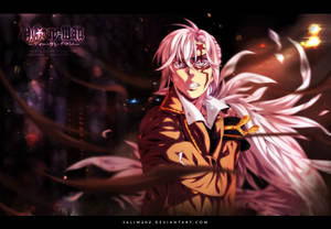 Allen walker - D.Gray-man