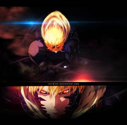 Genos - One punch man