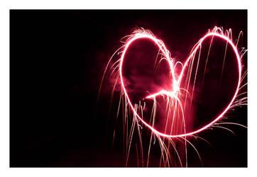 glaring love