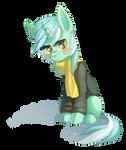 Background pony