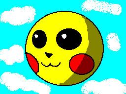 the pikaball by TheFlattened-Pikachu