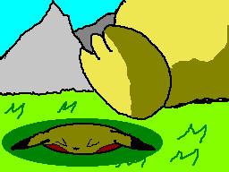stomped pikachu by TheFlattened-Pikachu