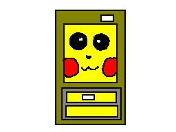 Pika N73 by TheFlattened-Pikachu