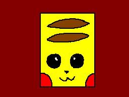 Pikachu Rug by TheFlattened-Pikachu