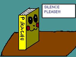 pikachu book by TheFlattened-Pikachu