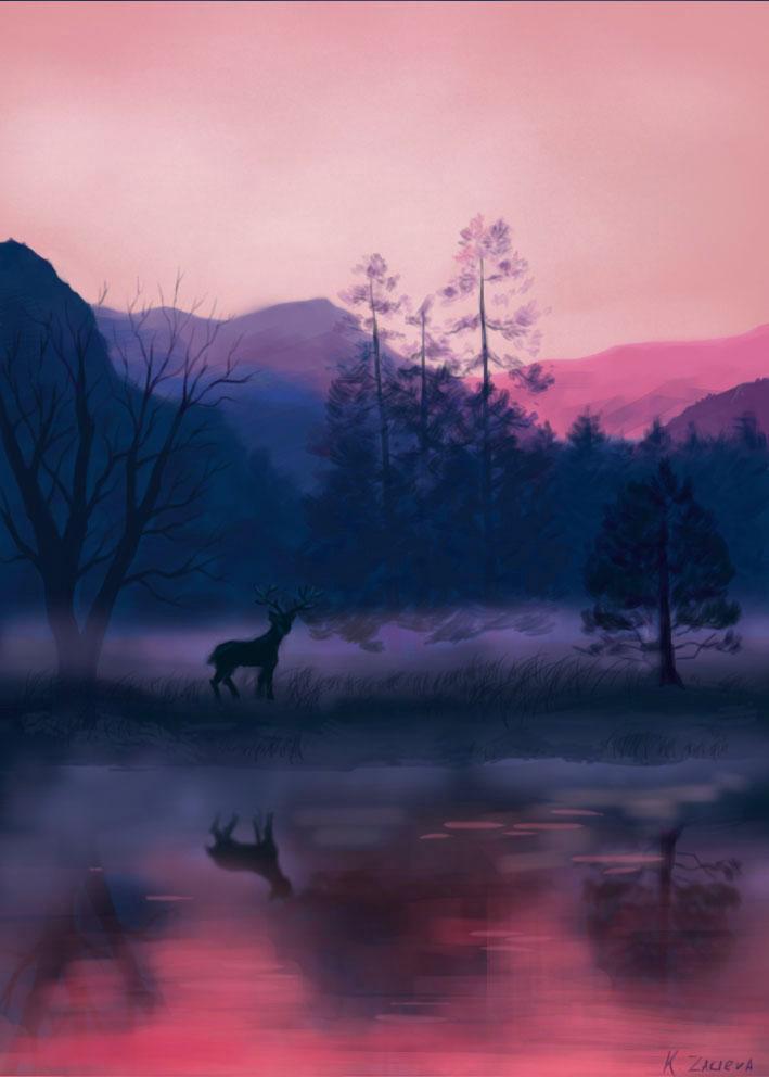 Fog by ZakievaKristina