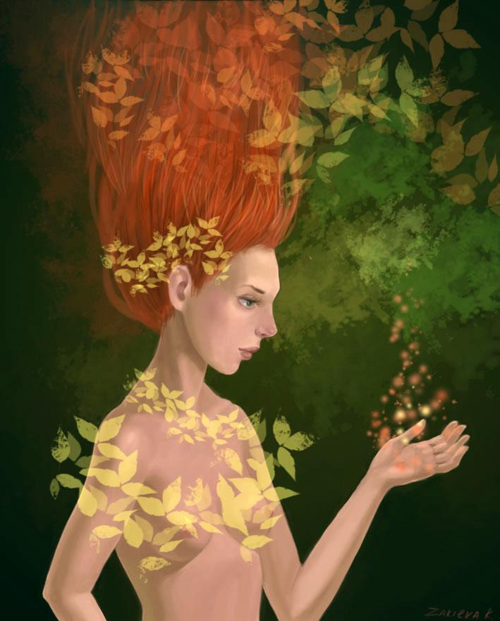 autumn by ZakievaKristina