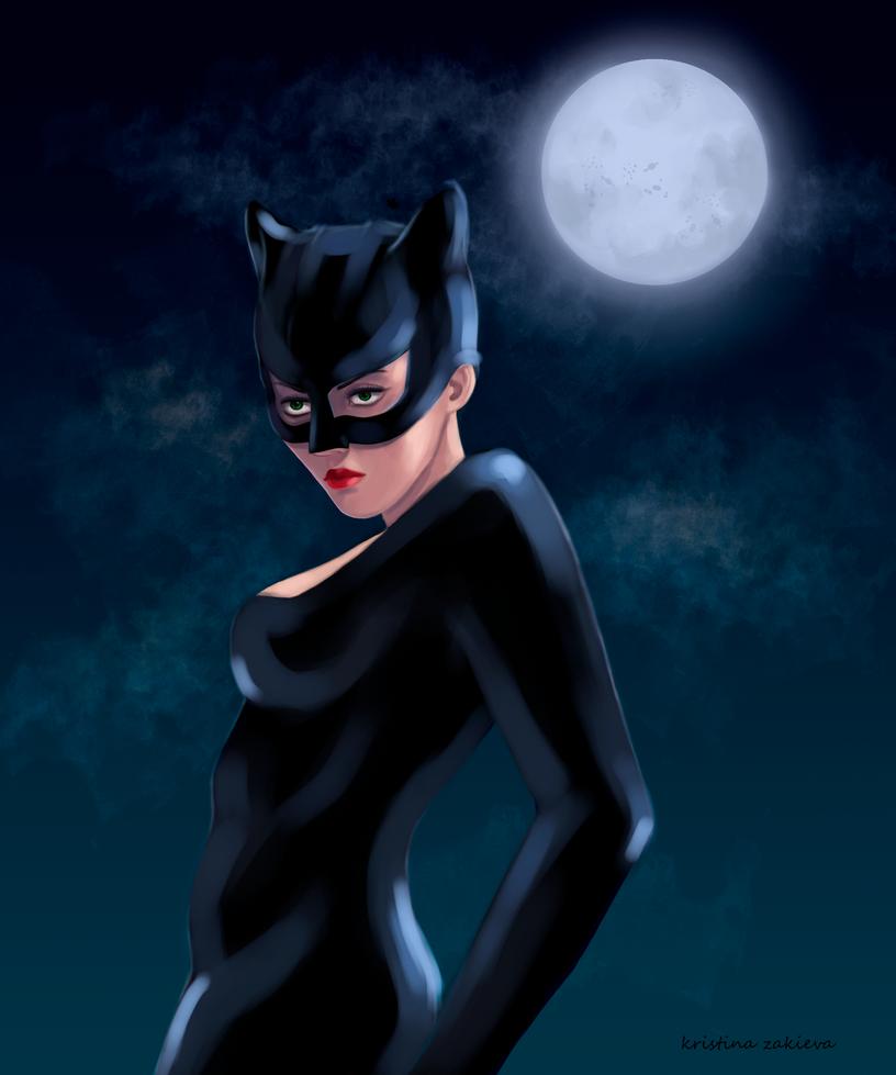 Catwomen by ZakievaKristina