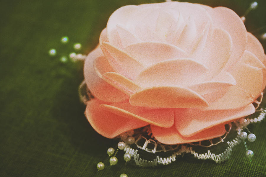 sad rose by BrokenGlass1
