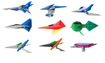 Star Figther 2 Sprites
