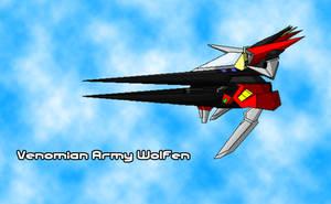 Venomian Army Wolfen by sudro
