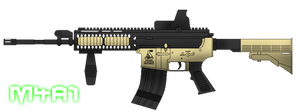 MW2 M4A1 - Update