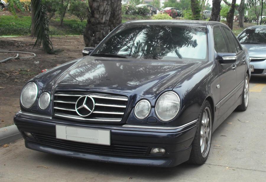Mercedes benz w210 e230 by sudro on deviantart for Mercedes benz e230