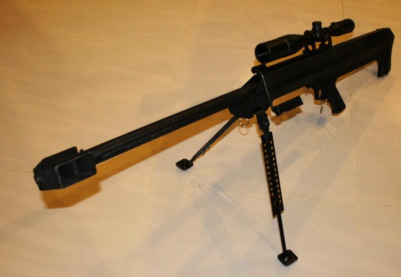 Barrette M99 by sudro
