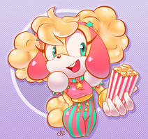 Popcorn by JovialNightz