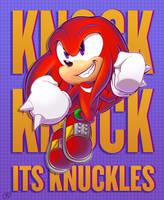 KNOCK KNOCK ITS KNUCKLES by JovialNightz