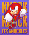 KNOCK KNOCK ITS KNUCKLES