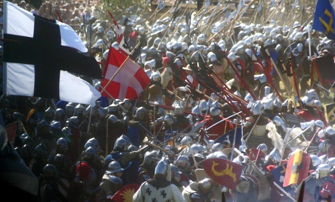 Battle of Grunwald 1410 by Eriamel