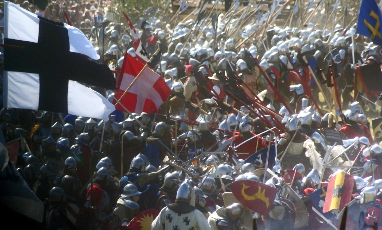 Battle of Grunwald 1410 by Eriamel