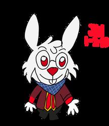 E.B White Rabbit